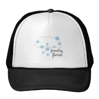Forecasting Flurries Hats