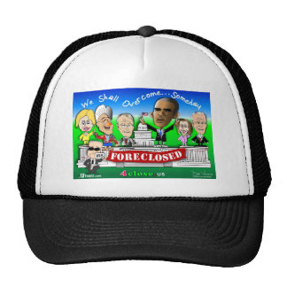 Foreclose United States House and Senate Hat
