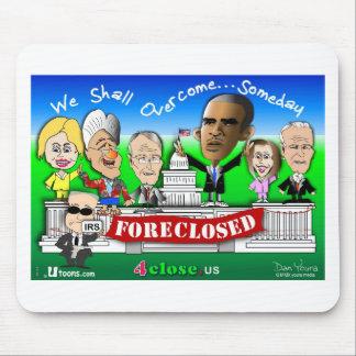 Foreclose United States House and Senate Mouse Pad