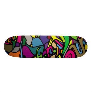 "Foreign Family ""Juiced"" 20 Cm Skateboard Deck"