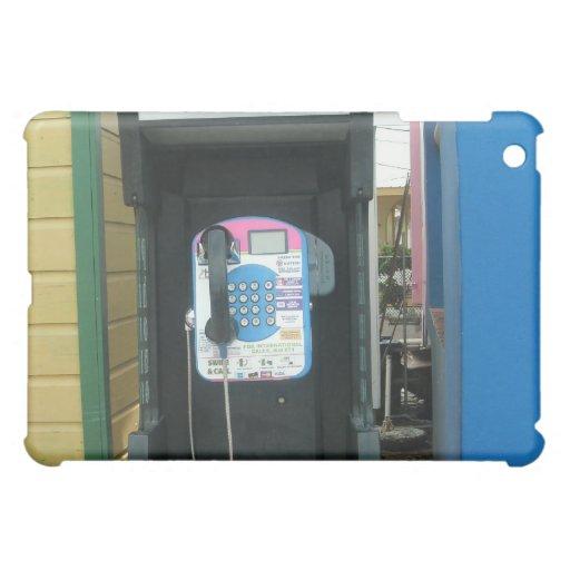 Foreign Public Phone Ipad Speck Case iPad Mini Covers