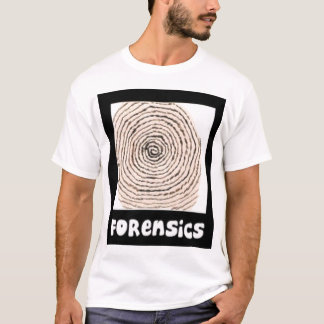 Forensics T-Shirt by Mandee