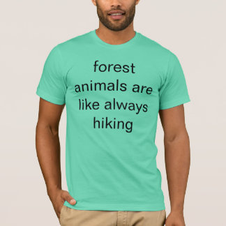 forest animals T-Shirt