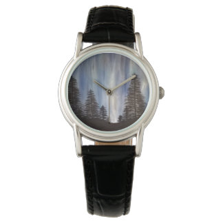 Forest Aurora Women's Watch