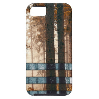 Forest autumn & winter tough iPhone 5 case