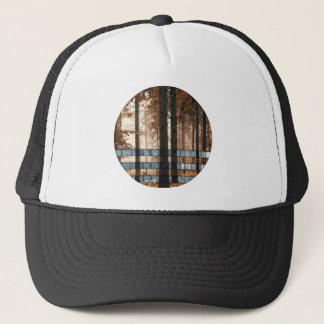 Forest autumn & winter trucker hat