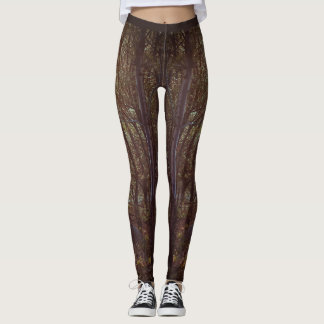 Forest Bar of the Rust Leggings