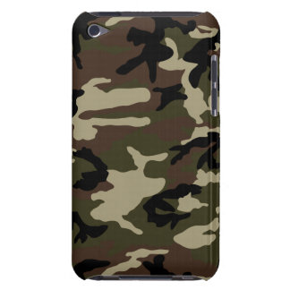 forest camo print camouflage pattern army military iPod touch case