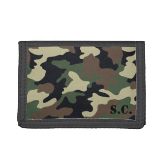 Forest Camo Wallet