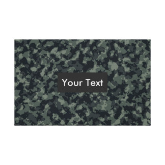Forest Camouflage Full Print Customizable
