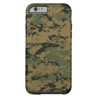 Forest Camouflage iPhone 6 case