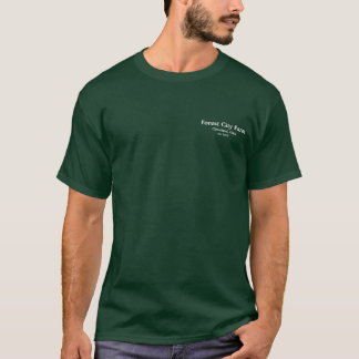 Forest City Farm Green T-Shirt Men's