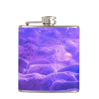 Forest Clearing Hip Flask