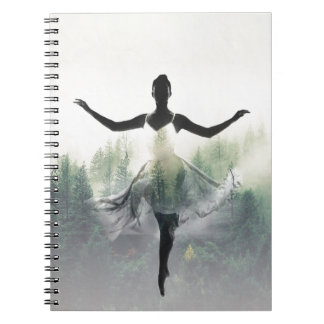 Forest Dancer Notebook