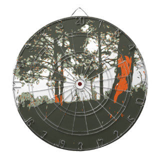 Forest Dartboard