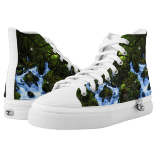 Forest Dreams Printed Shoes