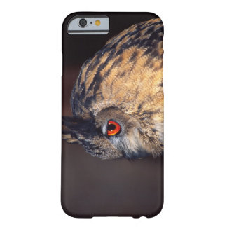 Forest Eagle Owl, Bubo bubo, Native to Eurasia Barely There iPhone 6 Case