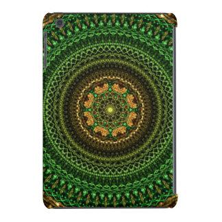 Forest eye Mandala iPad Mini Covers