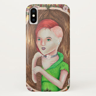 Forest Fairy Queen Phone Case