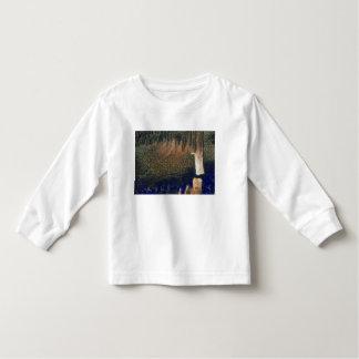 Forest floating on water reservoir toddler T-Shirt