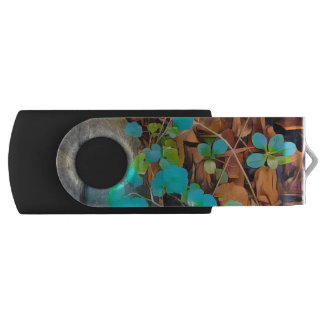 Forest floor USB flash drive