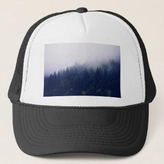 Forest Fog Trucker Hat