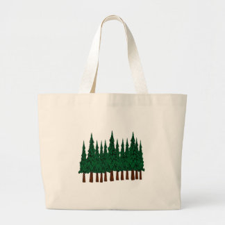 FOREST FOUNDERS LARGE TOTE BAG