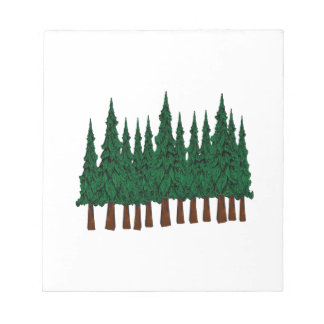 FOREST FOUNDERS NOTEPAD