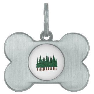 FOREST FOUNDERS PET ID TAG