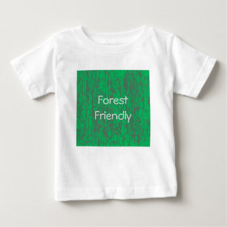 Forest friendly jersey T-shirt