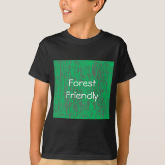 Forest friendly T shirt