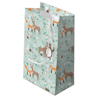 Forest Friends Small Gift Bag