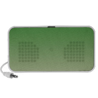 Forest Green to Dark Vanilla Horizontal Gradient Travel Speaker