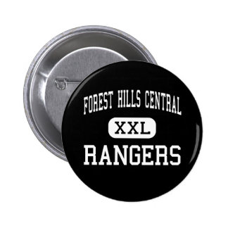 Forest Hills Central - Rangers - Grand Rapids 6 Cm Round Badge