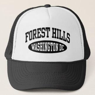 Forest Hills Washington DC Trucker Hat