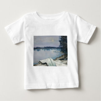 Forest lake baby T-Shirt
