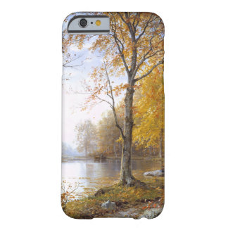 Forest Lake in Automn Barely There iPhone 6 Case