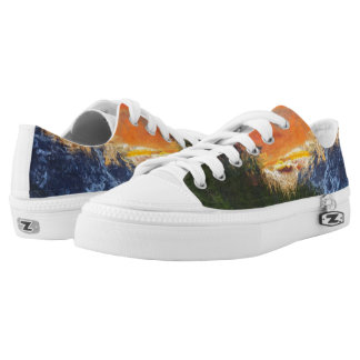 Forest Lake Printed Shoes