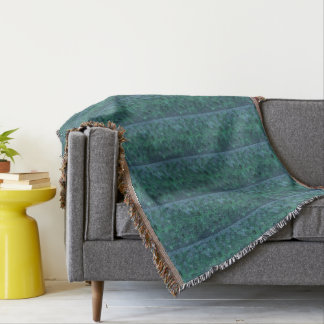 Forest Light Throw Blanket