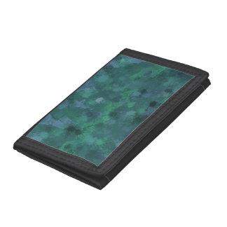 Forest Light Tri-fold Wallet
