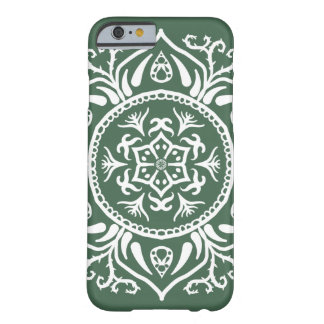 Forest Mandala Barely There iPhone 6 Case