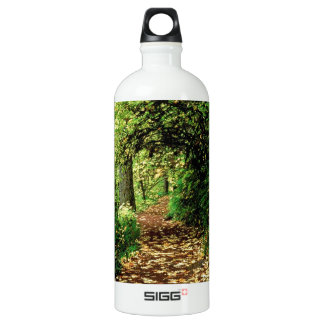 Forest Maple Lined Silver Trail Silver Falls SIGG Traveller 1.0L Water Bottle