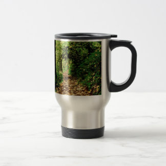 Forest Maple Lined Silver Trail Silver Falls Stainless Steel Travel Mug
