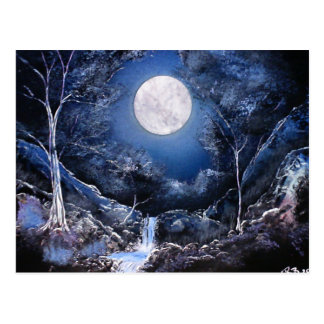 Forest Moon Postcard