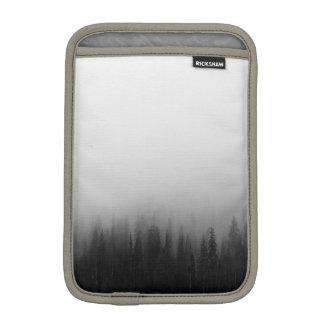 Forest Nature Landscape Scene Foggy Mystical iPad Mini Sleeve