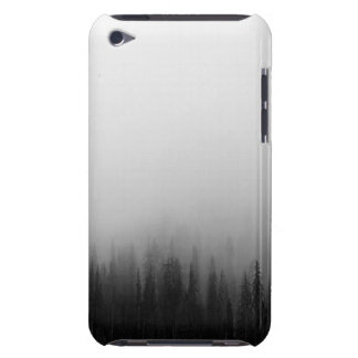 Forest Nature Landscape Scene Foggy Mystical iPod Touch Cover
