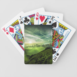 Forest Of Another World Bicycle Playing Cards