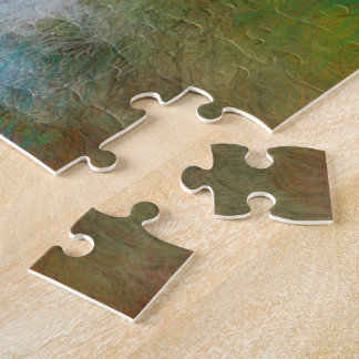 Forest of Desire Abstract Jigsaw Puzzle