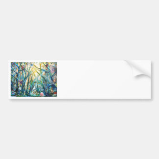 Forest of Life Bumper Sticker