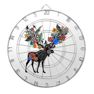FOREST OF LIFE DARTBOARD